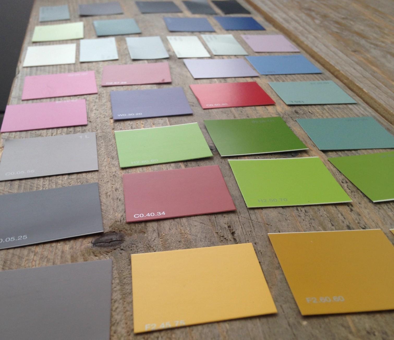 Feng Shui cursus kleuren