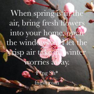 Feng Shui Spring
