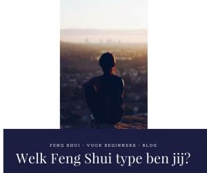 Feng Shui type
