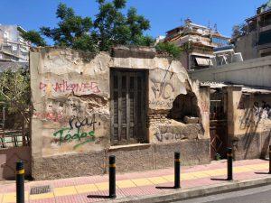 Vervallen Athene