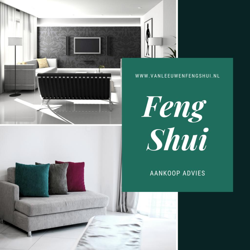 Feng Shui aankoop advies nieuwe woning