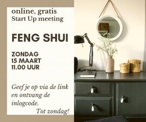 Feng Shui start up